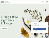 Bellco, tienda de productos naturales (construcción)