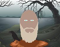 Caricatura Ragnar