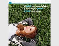 Diseño web www.lady-comp.com.gt