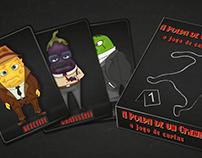 Card Game | A Polpa de Um Crime