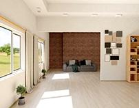 Arquitetura - Renderização 3D