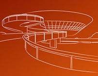 Homenagem Oscar Niemeyer