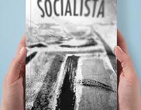 """Tapa de libro """"El dogma socialista"""""""