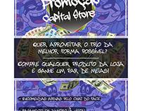 Banner para promoção de Loja Virtual.