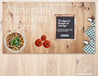 Banner Food