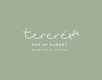 Tereré · Pop Up Market