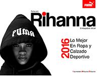 Catalogo Puma, proyecto personal