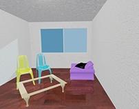 Modelado Interiores
