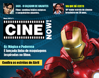 Revista CineNow - Interativa