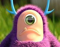 Yek - Tiny Furry Monster