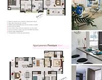 Triptico Proyecto Inmobiliario