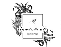 Invisível Cotidiano | Branding