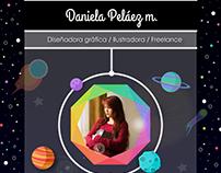 Currículo Daniela Peláez M.