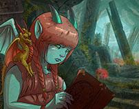 Danahi (Dragon child)