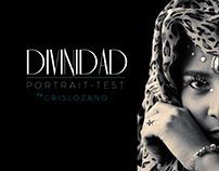 DIVINIDAD- PORTRAIT TEST