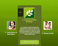 Interactive Presentation for Nutrilite