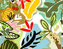 Pattern Design - Museo Thyssen-Bornemisza IED 2017
