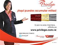 Campaign Ads - Privilege