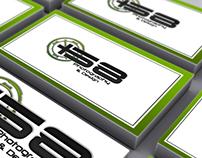 Logo y tarjetas de presentación +58