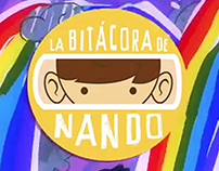 "Serie Animada ""La Bitácora de Nando"""
