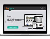 youmarket.com.ar/web/landing.html // Design