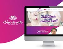Site Viva La Vida