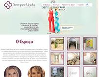 Site Wordpress (semprelindaestetica.com)