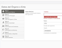 Sistema TSS desarrollado en Ruby on Rails