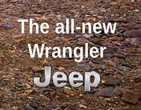 Ad idea - Jeep Wrangler