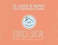 Logotipo e identidade visual (Post - Facebook)
