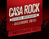 Flyers / Casa Rock Aniversary (2013)