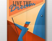 Afiche Dania Beach