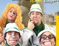 Lo Lumvrise - Grupo Comico