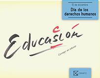 Postcard | Derechos humanos
