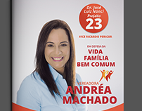Andréa Machado | Folder