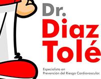 """Diseño de personajes para """"Doctores de la Prevención"""""""