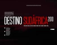 Destino SUDÁFRICA 2010 HBO