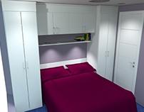Planejados - Dormitórios