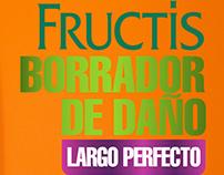 Fructis Borrador de Daño