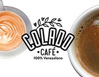 Empaque Café COLADO