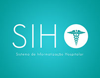 Logo SIH Insformatização Hospitalar