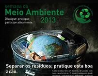 Semana do Meio Ambiente 2013 - Ourofino