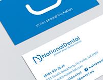 National Dental - Brand design