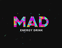 MAD ENERGY DRINK