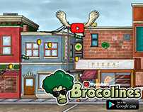 Brocolines The Game