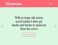 EDoverview (en prueba)
