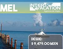 Contenido Redes Intervacation Agencia de Viajes