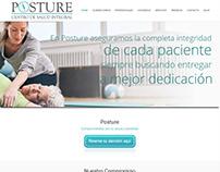 POSTURE - Diseño Web Responsive Wordpress