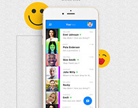 Android + iOS Chatting App