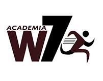 Criação de Logo Academia
